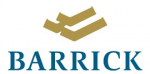 Barrick Logo and hyperlink to company.
